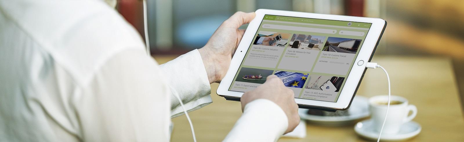 Onlineutbildning, 50% rabatt mars-augusti